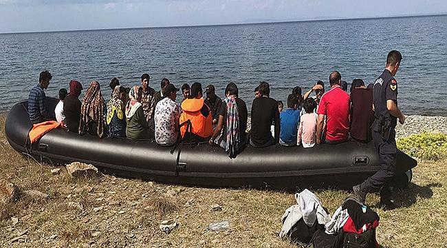1420 göçmen yakalandı, 8 organizatör tutuklandı