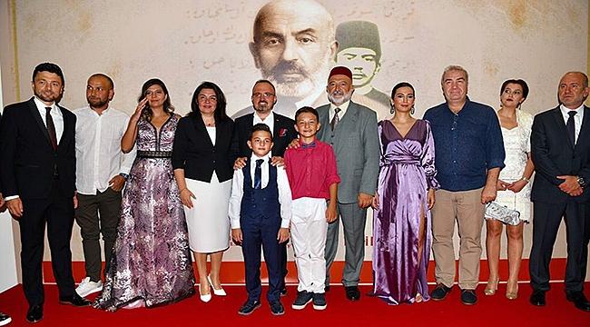 'Akif' belgeselinin ilk gösterimi Çanakkale'de yapıldı