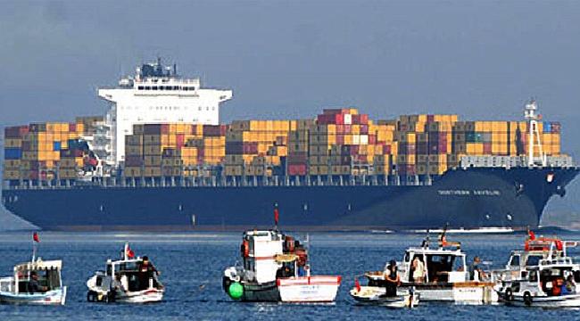 Çanakkale'de ihracat %60,8 arttı, ithalat %22,7 azaldı!