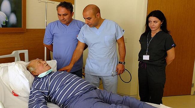 Çanakkale üniversite hastanesinde iki başarılı böbrek nakli
