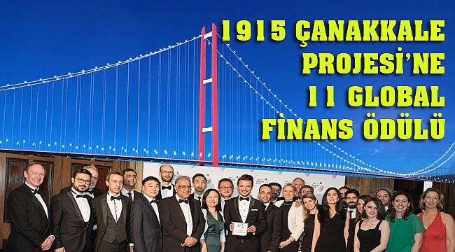 Dünyanın saygın kurumlarından 11 global finans ödülü