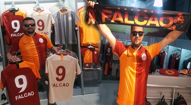 Falcao ürünleri Çanakkale GSStore'de yerini aldı