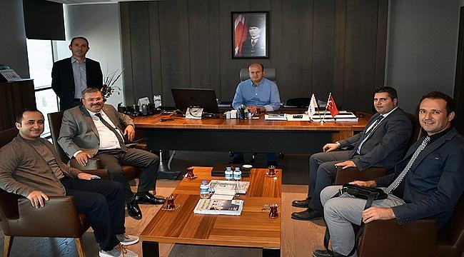 İŞKUR yöneticilerinden Cenal Elektrik ziyareti