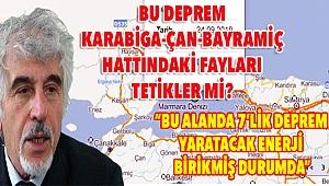 Marmara depreminin Çanakkale'yi nasıl etkileyebileceğini açıkladı!