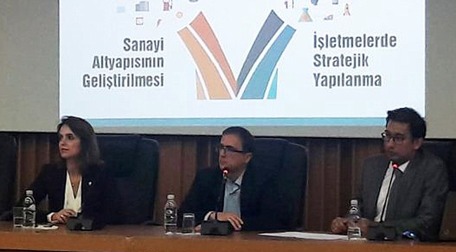 2019 Yılı Mali Destek Programı Çanakkale'de Tanıtıldı