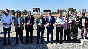 Atık Toplama Operasyon Merkezi Törenle Açıldı