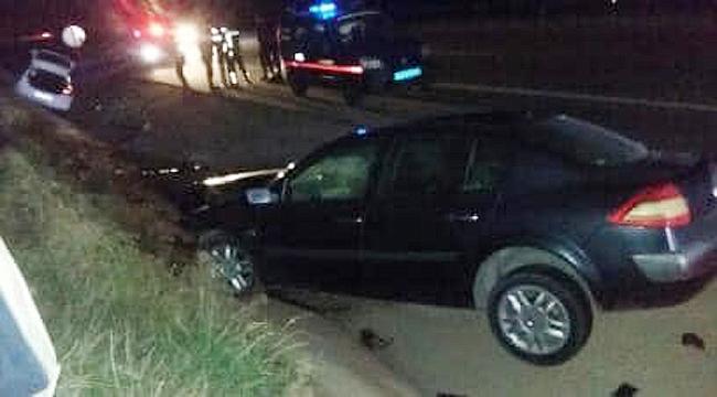 Çanakkale'de kaza 1 ölü, 1 yaralı