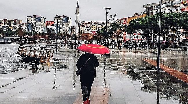 Çanakkale'ye 2 gün daha yağmur!