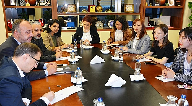 Dünyaya en çok turist gönderen Çinli tur operatörleri Çanakkale'de
