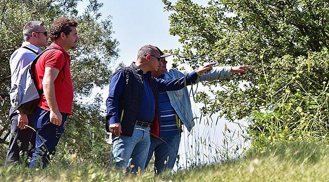 Troya Tarihi Milli Parkı'nda İlyada Yürüyüş Yolu Fizibilitesi Tamamlandı