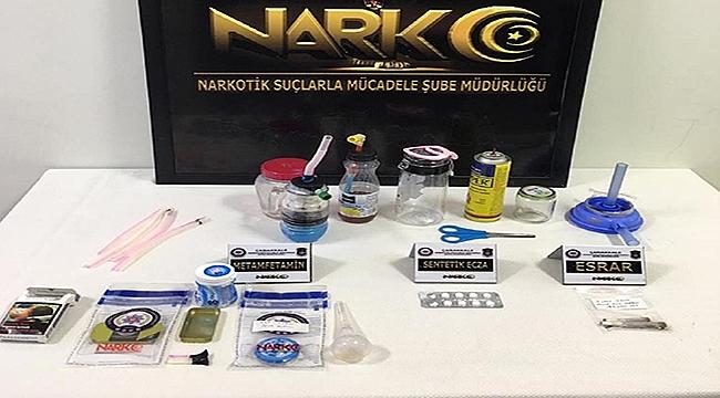 Uyuşturucu madde satışı yapan ve kullanan 28 kişi yakalandı