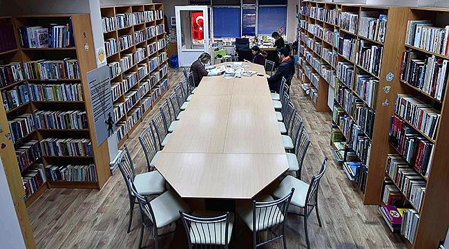 Barbaros Kütüphanesi Çalışma Gün ve Saatleri Yenileniyor