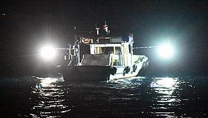 Çanakkale Boğazında ışıkla avcılık yapanlara para cezası getirildi!