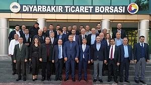 Çanakkale Heyeti Hayvancılık OSB İle İlgili Diyarbakır'da