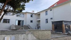 Eceabat'a Yeni Polis Merkezi Amirliği Binası