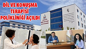 Hastanede ve Çanakkale'de bir ilk!