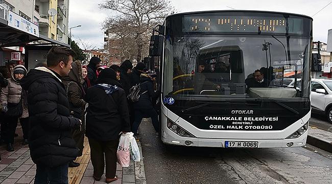 Özel halk otobüslerine şoför alınacak!