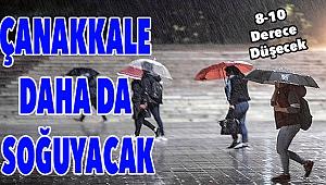 2 gün yağmur var! Sıcaklık düşüyor