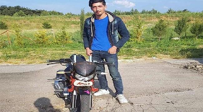 21 yaşındaki genç kaza sonrası yaşamını yitirdi!