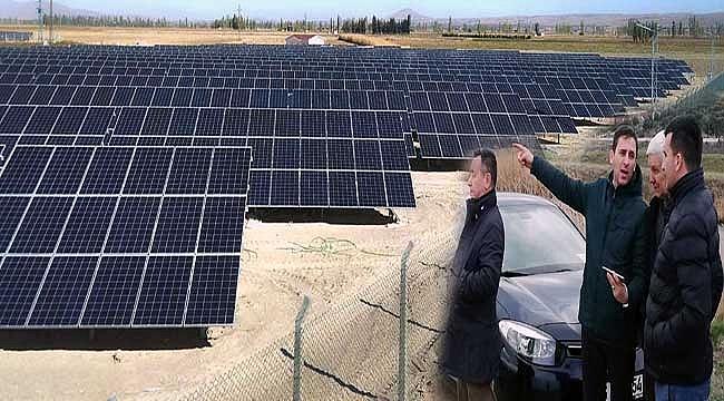 Biga Belediyesi Güneş Enerji Santrali Kuruyor