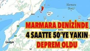 Marmara'da deprem fırtınası!