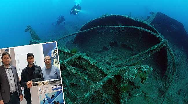 Çanakkale'yi dalış turizminin merkezi haline getirme hedefi!