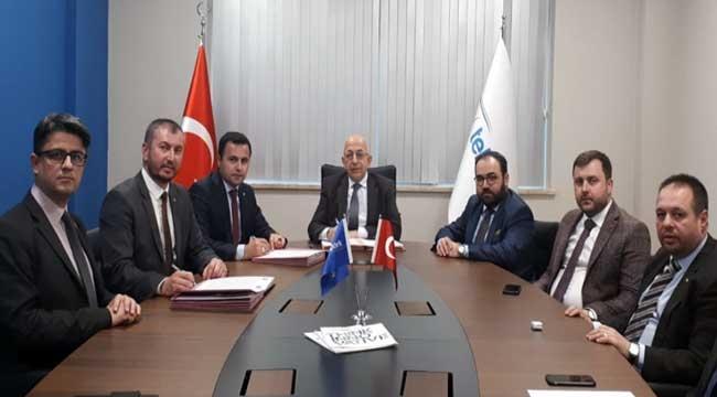 ÇOMÜ ile Ezine OSB işbirliği protokolü imzaladı