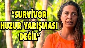 Survivor'da Derya eleme adayı oldu!