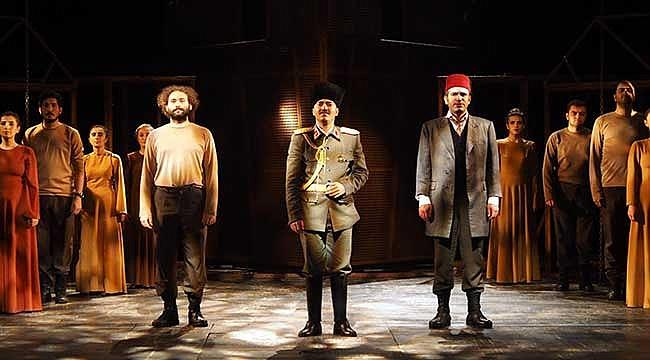 '1919:Şafak' Çanakkale'de 3 gün sahnelenecek