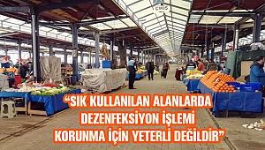 Çanakkale'de pazara gidecek vatandaşlara uyarı!