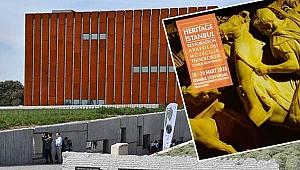 Troya Müzesi İstanbul Heritage Fuarı'nda
