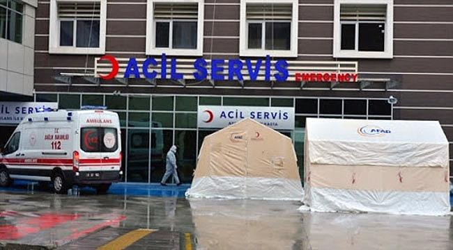 Çanakkale'de koronavirüsü yenen 4 kişi taburcu oldu