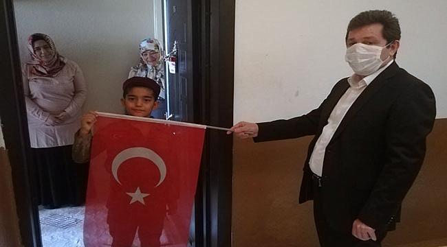 Çanakkale Valisinden Şehit ve Gazi Çocuklarına 23 Nisan Sürprizi