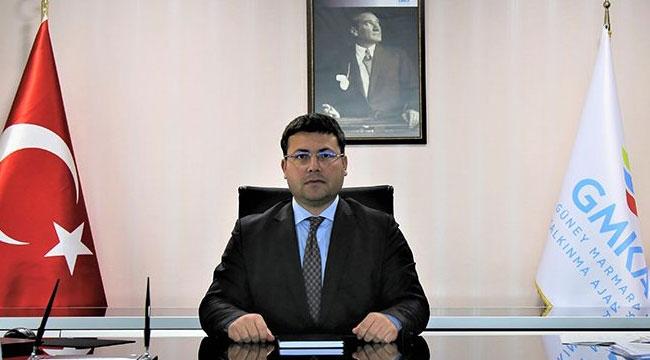GMKA Genel Sekreterliğine Hasan İskender Atandı