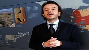 Kadeş'ten daha eski yazılı bir antlaşma Troya Müzesi'nde…