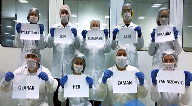 Koronavirüs tedavisinde olumlu netice verebildiği gözlemlenen ilacı ürettiler