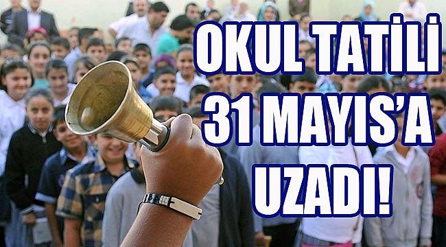 Uzaktan Eğitim 31 Mayıs'a kadar uzatıldı