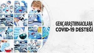 Genç Araştırmacılara COVID-19 Desteği