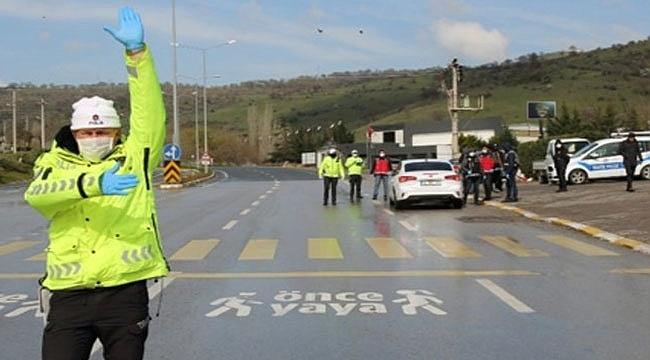 Şehirlere giriş-çıkışların kısıtlanması 1 gün daha uzatıldı
