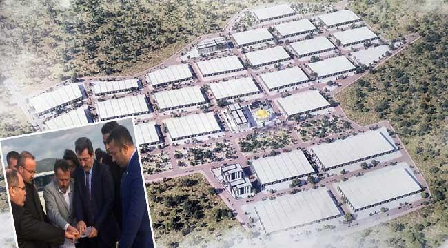 Çanakkale Küçük Sanayi Sitesi'nin yer değişikliği için önemli gelişme!