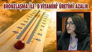 Doç. Dr. Kılıç, güneş yanıklarından korunmanın yöntemlerini anlattı