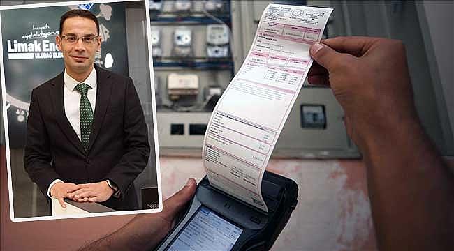 Limak Enerji faturaları üç taksitle ödenebilecek
