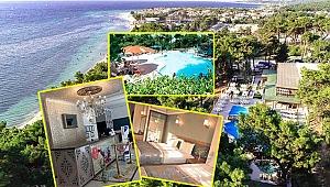 Troia Tusan Hotel ve Grand Anzac Hotel 'Güvenli Turizm' Sertifikası Aldı