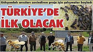 Türkiye'de bir ilk Çanakkale Gökçeada'da olacak
