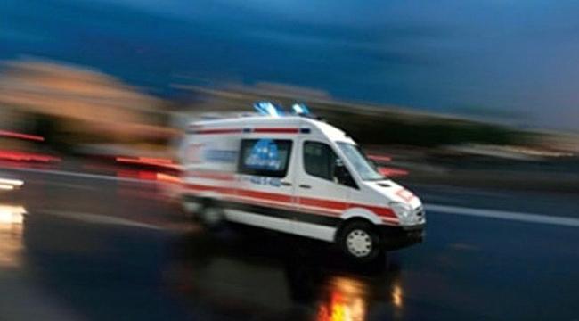 Çanakkale'de trafik kazası 7 yaralı