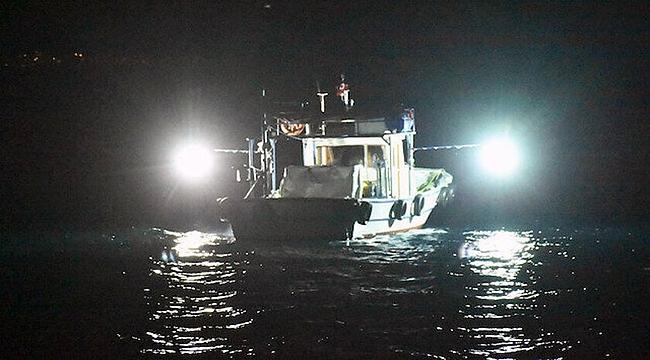 Çanakkale'de ışıkla avcılık yasaklandı!