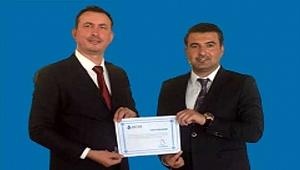 DEVA Partisi Lapseki İlçe Başkanı Duman oldu