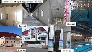 Çanakkale'de spor tesisleri yenileniyor