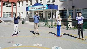 Okullarda Yüz Yüze Eğitim 'Temassız Oyunlarla' Başlıyor