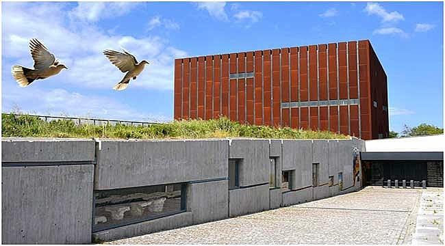 Ulusal Mimarlık Ödülü Troya Müzesi'nin